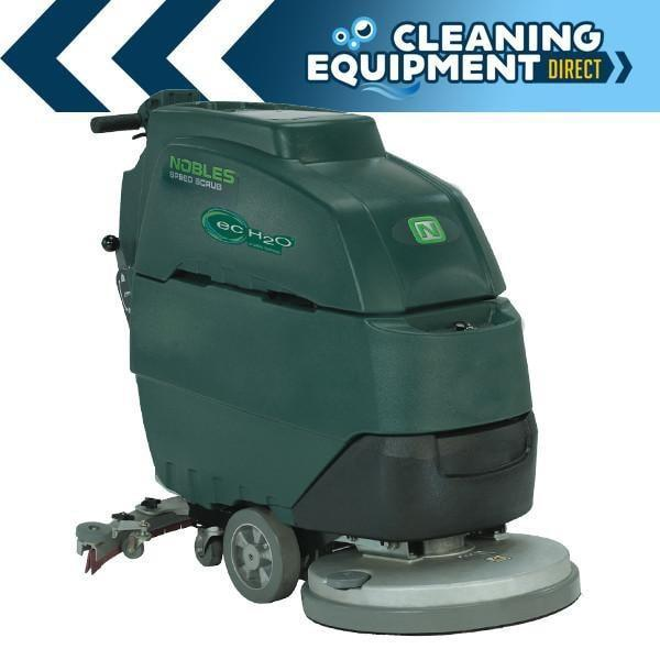 Nobles Speed Scrub XC Walk-Behind Scrubber - Refurbished