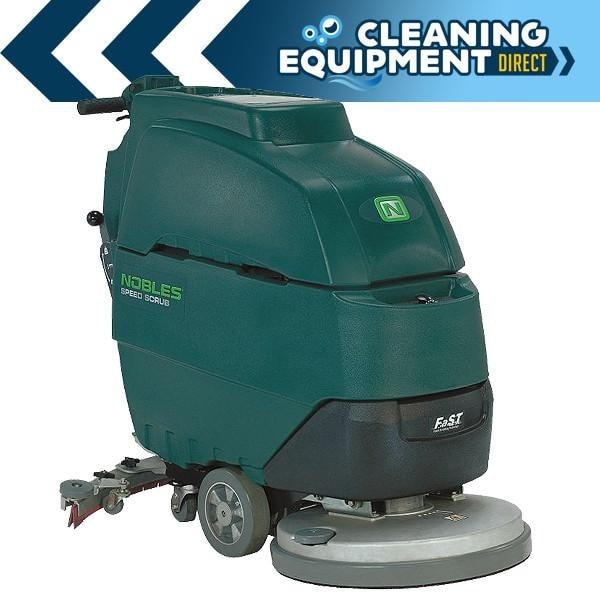 "Nobles SS3 20"" STD Walk Behind Scrubber"