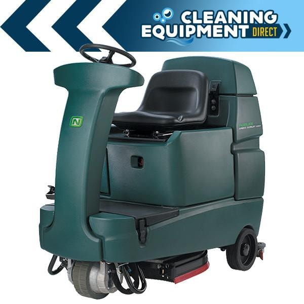 Used Nobles Floor Machine Scrubbers And Sweepers