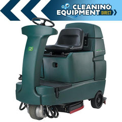 Nobles SSR Rider Floor Scrubber - Cleaning Equipment Direct
