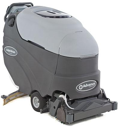 New Advance Adphibian Multisurface Extractor Scrubber