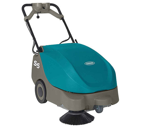 2019 Like New Demo Unit Tennant S5 Battery Powered Floor Sweeper