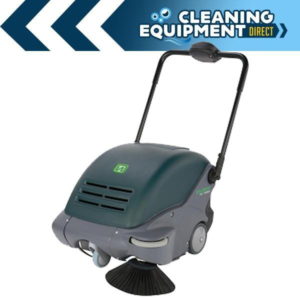 Nobles SCOUT 24 Battery Powered Walk Behind Sweeper