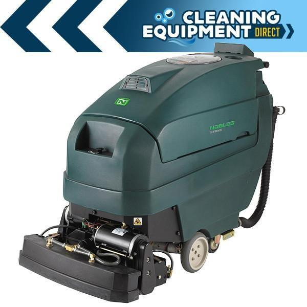 Nobles Strive Rider Carpet Extractor