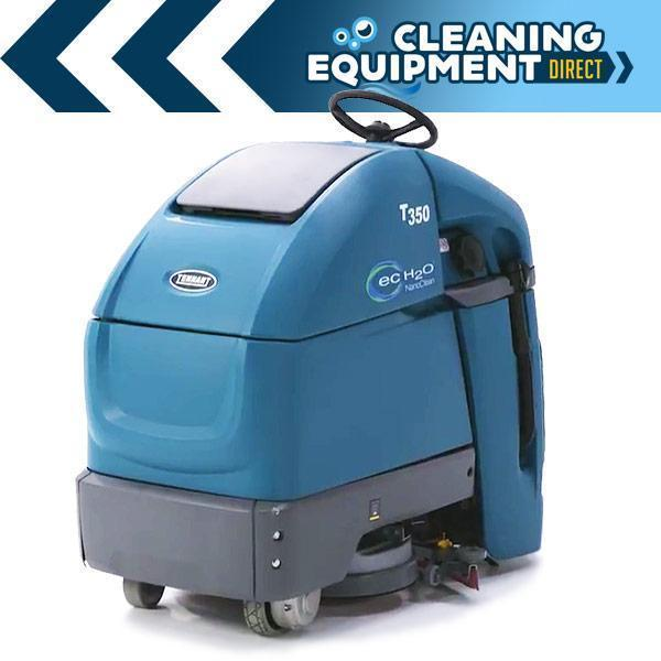 Tennant T350 Stand On Floor Scrubber
