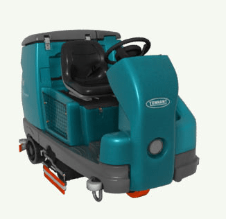 Tennant T16 Battery Powered Disc Rider Scrubber
