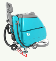 Tennant T2 Battery Powered Walk Behind Scrubber