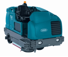 Tennant T20 Propane Powered Disc Rider Scrubber
