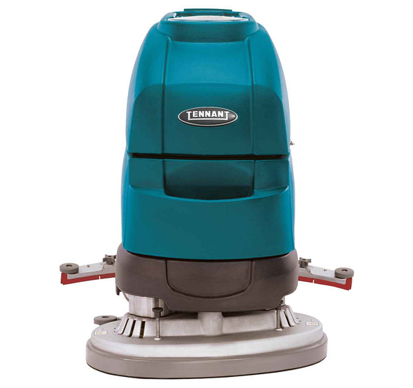 "Refurbished Tennant T5e 24, 28, or 32"" Disk Battery Powered Scrubber"