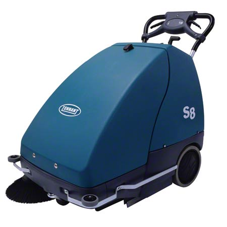 Tennant S8 Battery Powered Sweeper - Refurbished