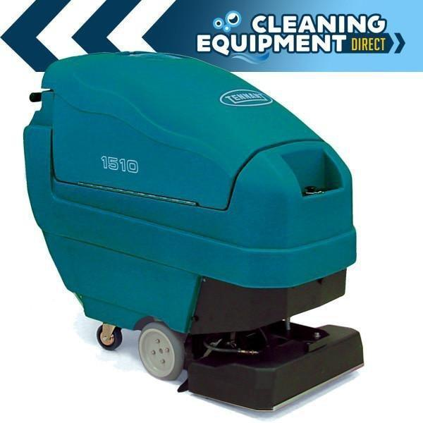 Tennant 1510 Walk-Behind Carpet Extractor - Cleaning Equipment Direct