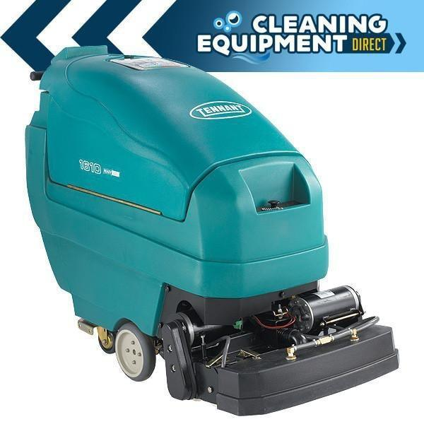 Tennant 1610 Battery Operated Ready Space Carpet Extractor - Refurbished