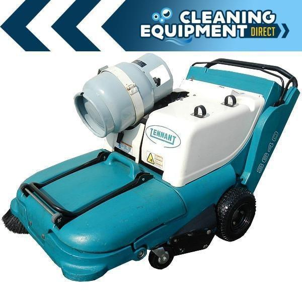 Tennant 3640 Propane Sweeper - Refurbished
