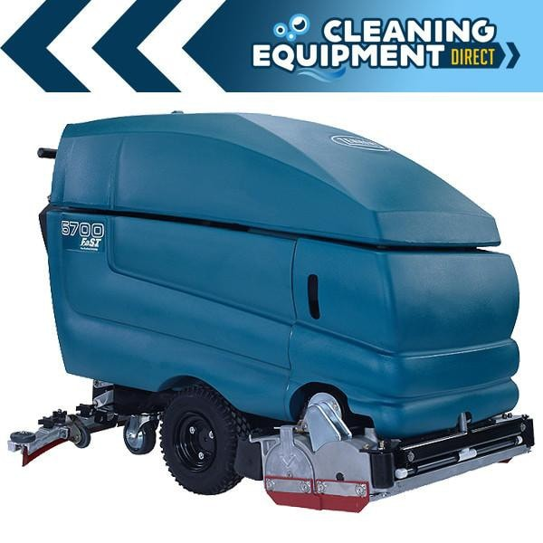 "Tennant 5700 32"" Cylindrical Walk Behind Scrubber"
