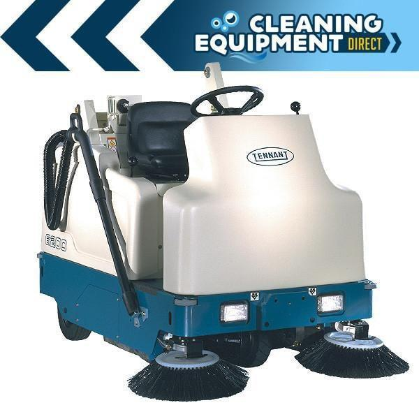 Tennant 6200 Battery Sweeper - Refurbished