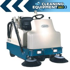 Tennant 6200 Battery Rider Sweeper