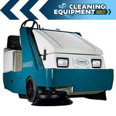Tennant 6400 Commercial Rider Sweeper