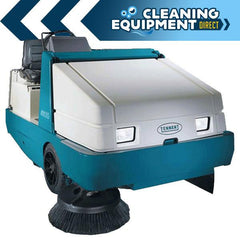 Tennant 6500 Commercial Rider Sweeper