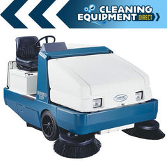 Tennant 6650 XP Propane Rider Sweeper