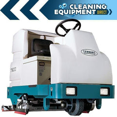 Tennant 7200 Cylindrical Rider Scrubber - Cleaning Equipment Direct