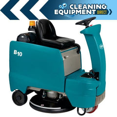 Tennant B10 Battery Rider Floor Burnisher