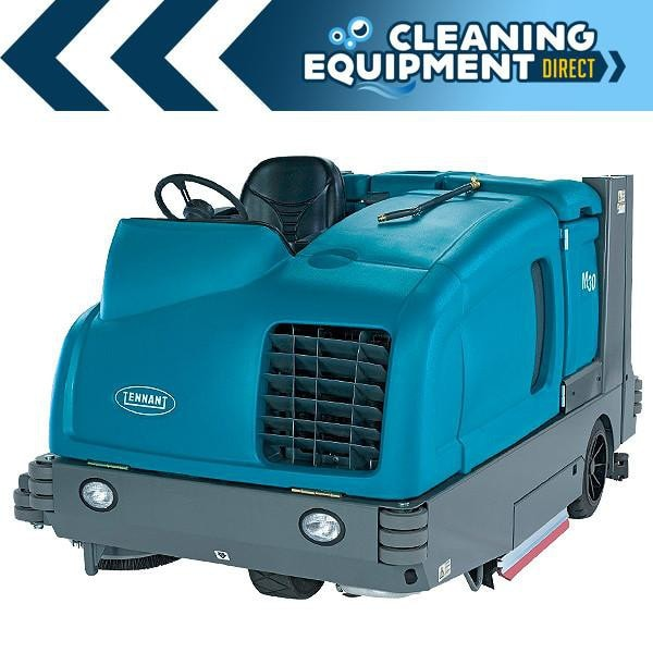 Tennant M30 Cylindrical Rider Sweeper Scrubber