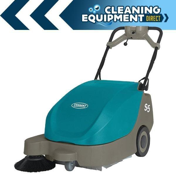 Tennant S5 Sweeper - Refurbished