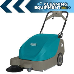 Tennant S5 Compact Walk Behind Floor Sweeper