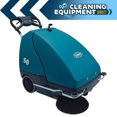 Tennant S8 Sweeper - Cleaning Equipment Direct
