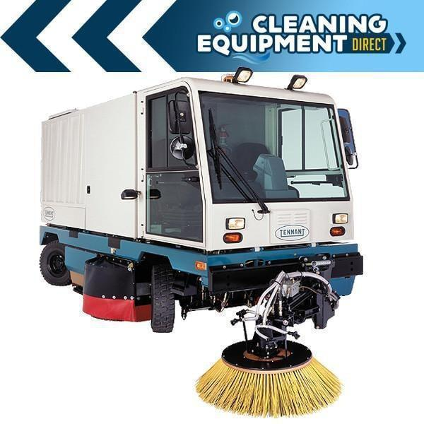 Tennant Sentinel Power Sweeper - Refurbished