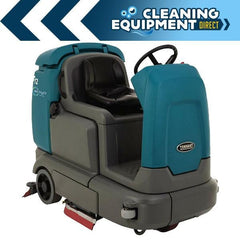Tennant T12 Battery Powered Rider Scrubber