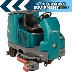 "Tennant T16 36"" Cylindrical Rider Scrubber - Refurbished"