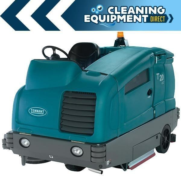 Tennant T20 Diesel Disc Rider Scrubber - Refurbished