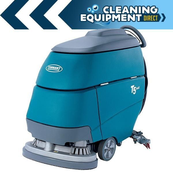"Tennant T5 28"" Disc Floor Scrubber"
