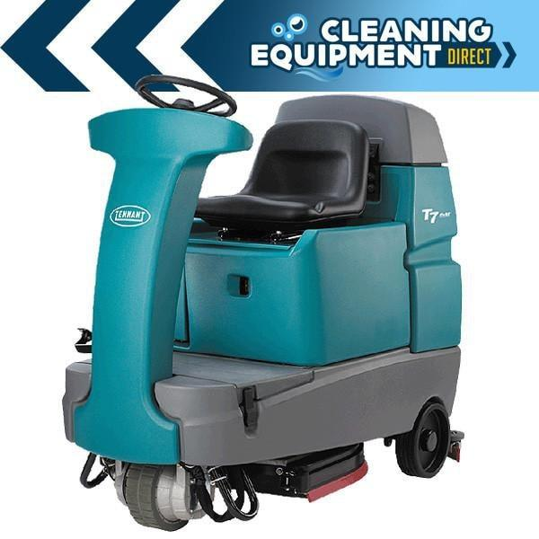 "Tennant T7 26"" Disc Rider Scrubber - Refurbished"