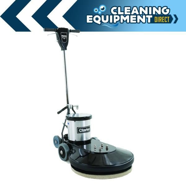 Clarke Ultra Speed Pro 1500DC Burnisher