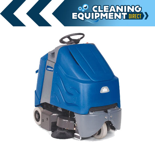 "Windsor Chariot iScrub 24"" Disk Floor Scrubber - Reconditioned"