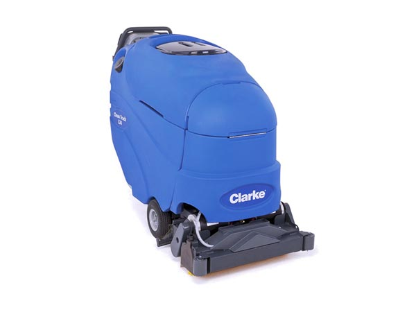 New Clarke Clean Track L24 Walk Behind Carpet Extractor