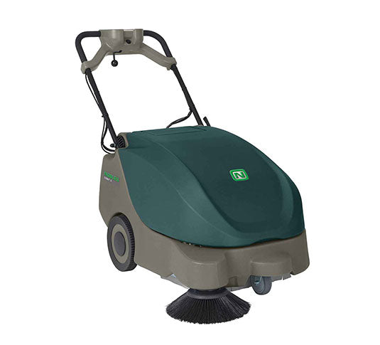 Nobles Scout 5 Compact Battery Walk-Behind Sweeper - Demo Unit