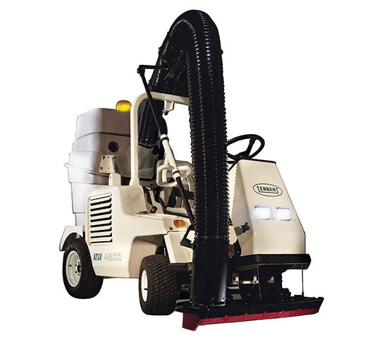 Tennant ATLCV 4300 All-Terrain Ride-On Vacuum Sweeper - Refurbished