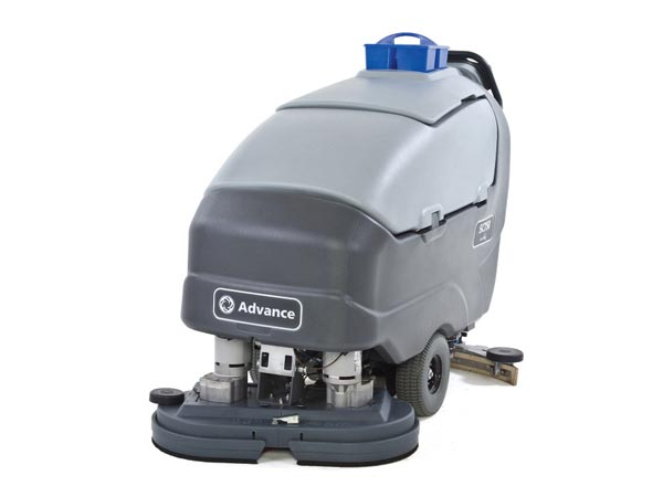 New Nilfisk Advance SC800 34D Disc Walk-Behind Scrubber