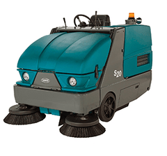 Tennant S20 Propane Rider Sweeper