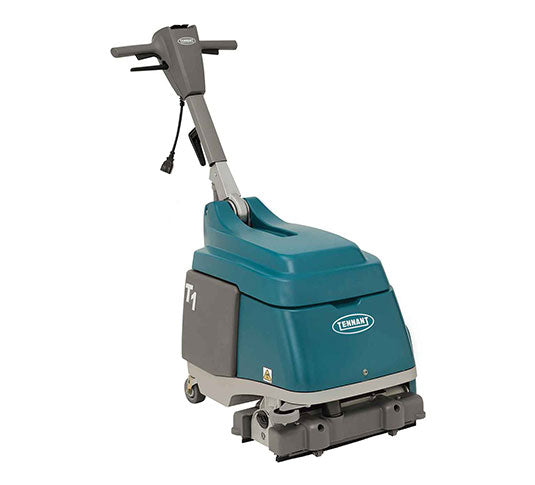 Tennant T1 Corded Walk Behind Floor Scrubber - Refurbished and Demo Units