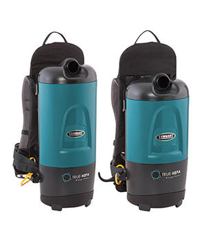 Nobles V-BP-6 / V-BP-10 Backpack Vacuums - Demo Unit