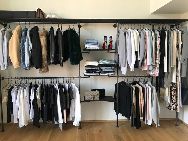 How to clean up, organise and keep your closet clutter-free for the new year