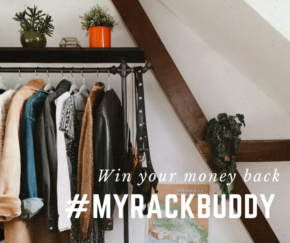 #MyRackBuddy Photo Contest - Show us your RackBuddy and win your money back!