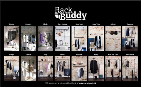 RackBuddy Original Collection