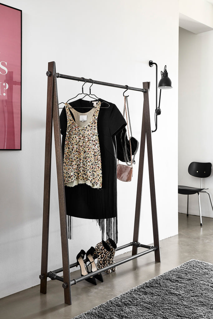 More than a clothes rack