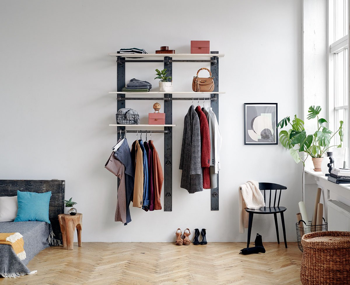 wooden shelves for RackBuddy Elements Collection