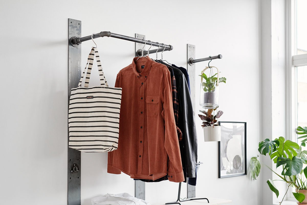 flexible wardrobe solution - RackBuddy Elements Collection